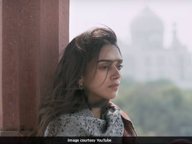 Sanjay Dutt's Bhoomi: Kho Diya Depicts Aditi Rao Hydari's Pain After Tragedy