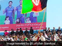 Cricket-Mad Afghans Defy Violence To Swarm T20 Tournament