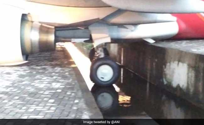 Air India Plane Rolls Into Drain At Kochi Airport, 102 On Board Evacuated