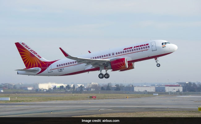 Air India Defers Delivery Of A320 Neo Plane On Engine Issues