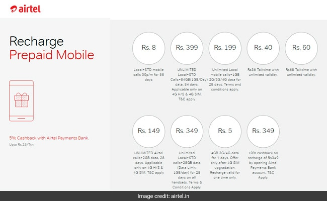 Your airtel unlimited talktime offers interesting idea