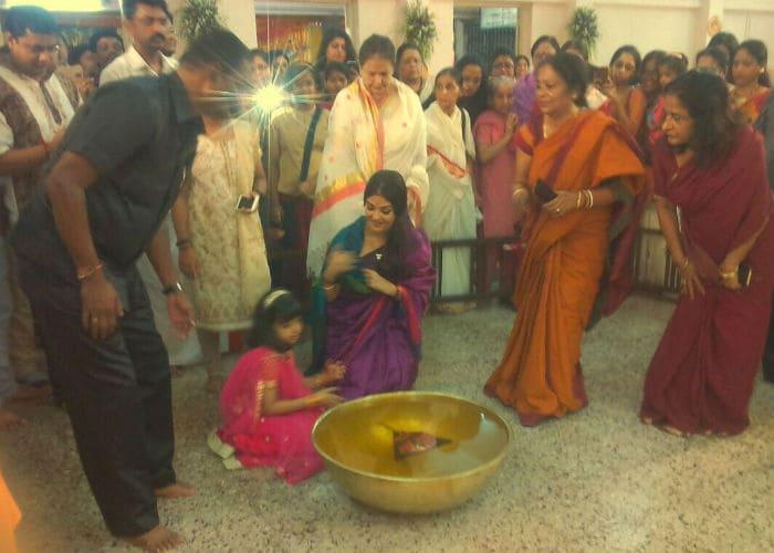 aishwarya aaradhya ndtv