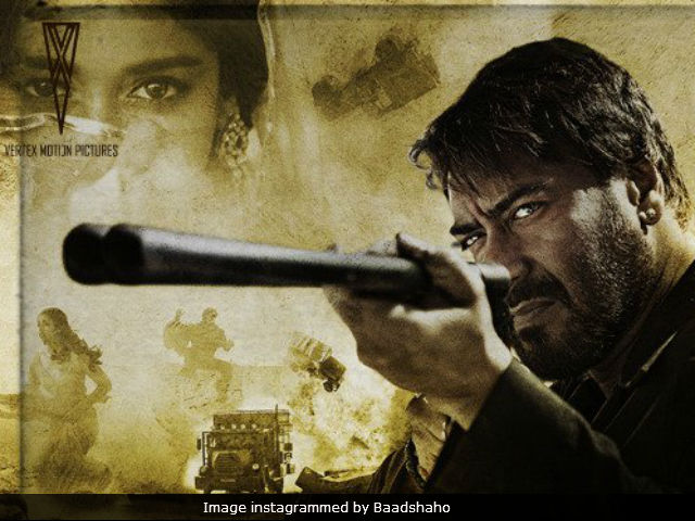 Baadshaho Box Office Collection Day 3: Ajay Devgn's Film Manages Respectable Weekend With 43.30 Crore