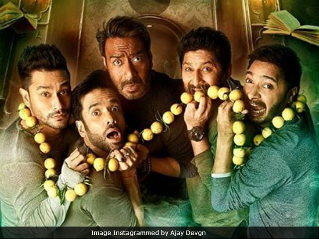 Golmaal Again Trailer : No logic really, its simply magic