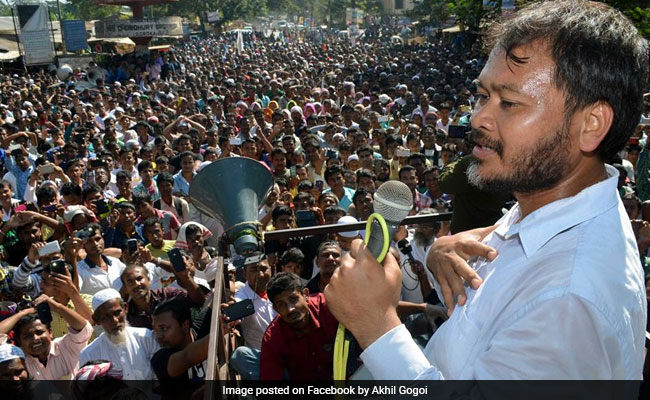 Assam Anti-CAA Activist's Bail Plea Rejected By High Court