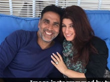 On Akshay Kumar's 50th Birthday, Wife Twinkle Khanna Turns 'Cheerleader' For Him