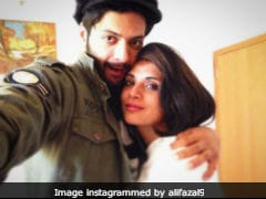 Did Ali Fazal And Richa Chadha Confirm Their Relationship With This Cute Pic?
