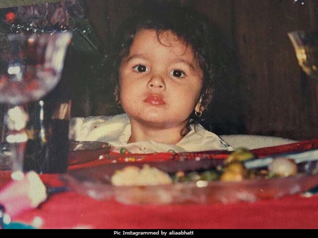 Alia Bhatt In Throwback Pic That Should Be Captioned 'Don't Angry Me'