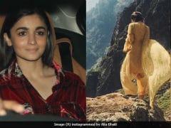 Alia Bhatt Returns From <i>Raazi</i> Shoot But Her Heart Is Still In Kashmir