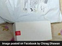 Delhi Man Orders Phone Online, Gets Soap On Delivery. His Post Is Viral