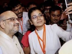 Notes Ban, GST, Patidar Row: Amit Shah Takes Questions At Youth Reachout