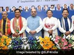 Won't Dictate Food Habits, BJP Assures North East Leaders On Beef Row