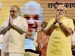 Eye On 2019, BJP's Top Decision-Making Body To Meet Today