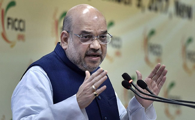 GDP Growth Rate Slumped To 5.7% Due To 'Technical Reasons', Says Amit Shah