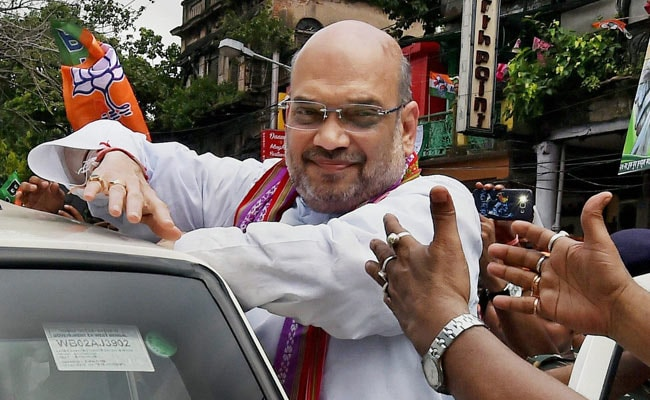 Amit Shah Accuses Trinamool Of Unleashing Violence Against BJP Workers