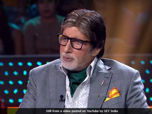 Kaun Banega Crorepati 9, Episode 18: Amitabh Bachchan And Another Delightful Episode