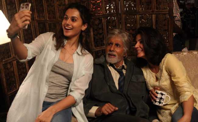 'पिंक' का एक साल पूरा होने पर अमिताभ बच्चन ने शेयर किया कुछ ऐसा कि हो गए ट्विटर पर TROLL