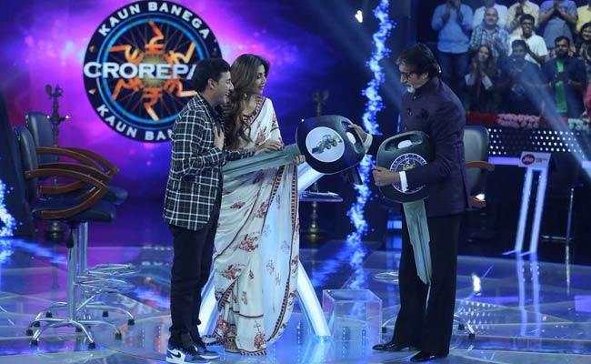 KBC-9 : जब अमिताभ बच्चन के सामने खुल गई शिल्पा शेट्टी की पोल