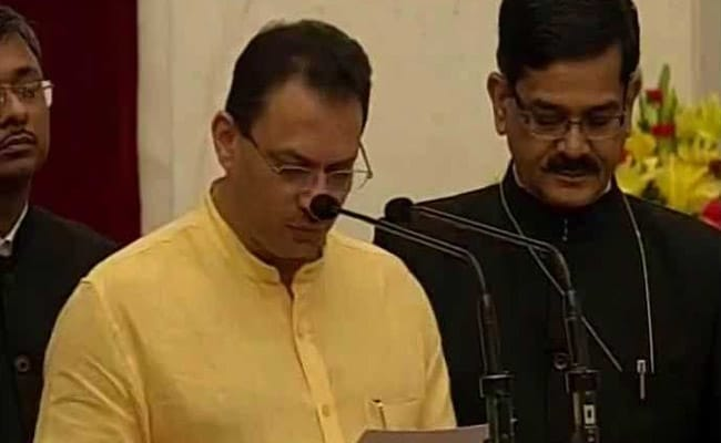 Karnataka Lawmaker And Taekwondo Expert Ananthkumar Hegde Becomes Minister Of State