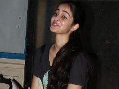 A Day in The Life Of Ananya Pandey