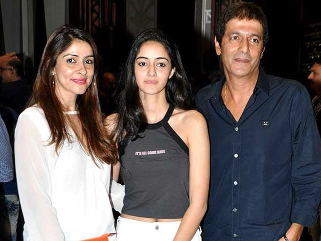 Chunky Pandey Takes Farah Khan's 'DNA Comment' On Daughter Ananya As A 'Compliment'