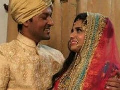 Anas Rashid Married Heena Iqbal In A Traditional Muslim Wedding. See Pics Here
