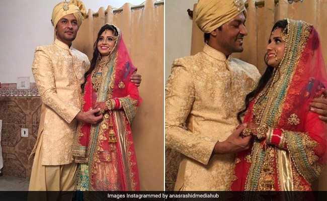 'दीया और बाती हम' के सूरज ने की शादी, देखें हल्दी से निकाह तक की PHOTOS