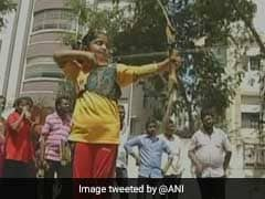 Vijayawada Archer Sets Two Records. She's Only 5-Years-Old