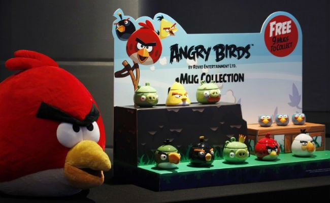'Angry Birds' maker Rovio is 70 per cent owned by Kaj Hed.