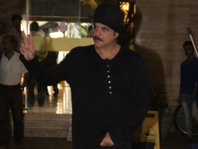 'Fanney Khan' starts rolling, Anil Kapoor shares a picture from the sets
