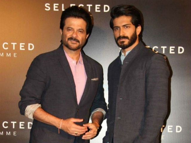 Harshvardhan To Work With Dad Anil Kapoor In Abhinav Bindra's Biopic. Yes, It's True