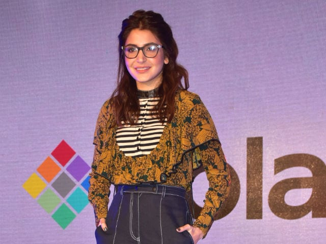 Anushka Sharma Shares Styling Tips. Take Notes
