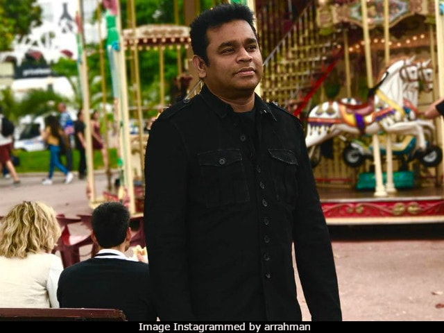 When AR Rahman Was Told He'll 'Not Sustain' For More Than 3 Months After Roja