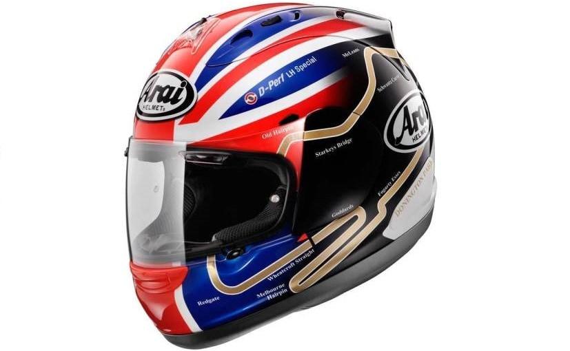 arai rx 7 gp helmet