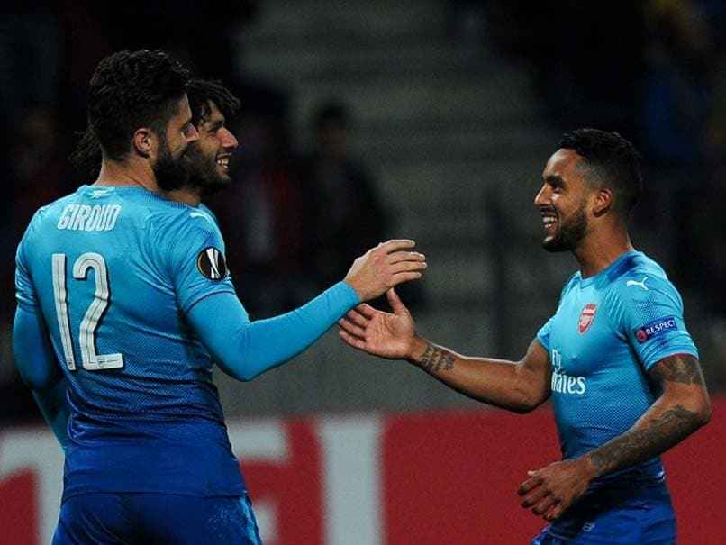 Europa League: Arsenal Beat BATE Borisov, Everton Held At Home