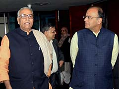 Arun Jaitley Takes On Yashwant Sinha As 'Job Applicant At 80'