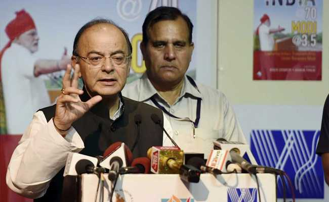 India Has To Grow Faster, Running Against Time, Says Arun Jaitley