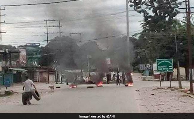 अरुणाचल प्रदेश में छात्र संघ द्वारा बुलाए गए बंद के दौरान भारी हिंसा, कई गाड़ियां फूंकीं