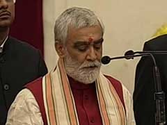 After Pragya Thakur, Union Minister Ashwini Choubey Sees Cure For Cancer In Cow Urine