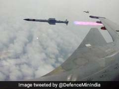 Beyond Visual Range Missile 'Astra' Completes Development Phase