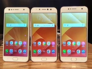 Asus ZenFone 4 Selfie और ZenFone 4 Selfie Pro भारत में लॉन्च, कीमत 9,999 रुपये से शुरू