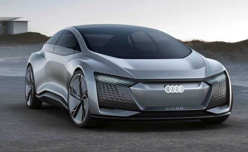 Frankfurt Audi Aicon Autonomous Car Concept Requires No - Audi car 2017