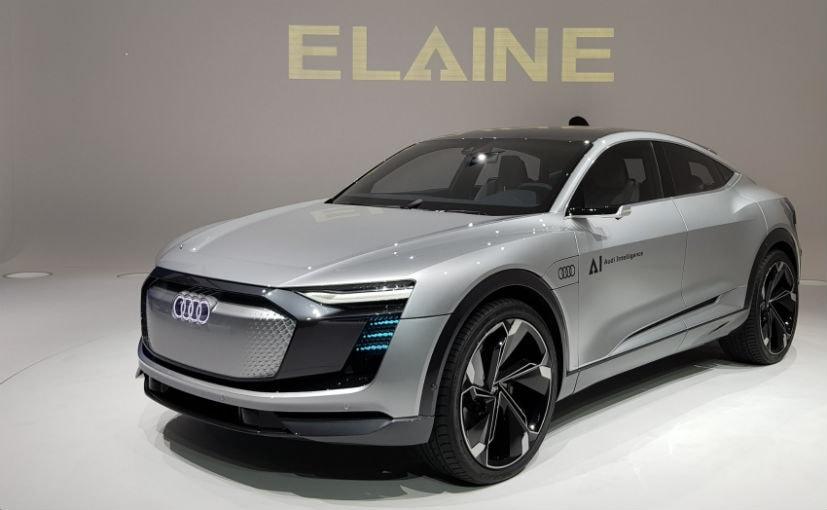 audi concept at 2017 frankfurt auto show