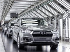 Audi Q7 Petrol To Be Launched In India Tomorrow