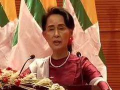 आंग सान सू ची ने कहा- रोहिंग्या मुसलमानों पर एक्शन सही, अंतरराष्ट्रीय दबाव में नहीं आएंगे