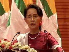 'Myanmar Will Ensure Secure Environment For All Communities,' Says Aung San Suu Kyi: Highlights