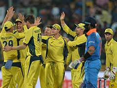 India vs Australia, Highlights, 4th ODI: Australia End    India's 9-Match Winning Streak, Win By 21 Runs
