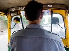 """If Everyone Stays Home..."": Delhi Autorickshaws Become Covid Ambulances"