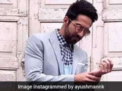 Shubh Mangal Savdhan Release: Here's a Sneak Peek into Ayushmann Khurrana's Fitness Routine