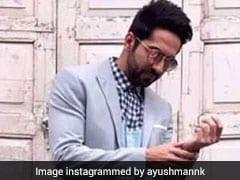 Shubh Mangal Savdhan Release: Here's a Sneak Peek into Ayushmann Khurrana's Fitness Routine